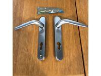IG Doors Sparta door handle, (three sets - new).