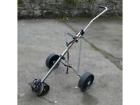 Greenhill Push and Pull Golf Trolley