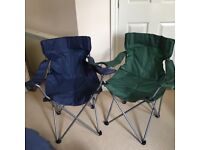 Travel chairs x 2