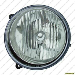 Head Lamp Passenger Side High Quality Jeep Liberty 2005-2007