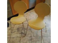 3 x dining chairs (only 2 pictured)