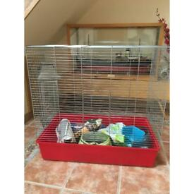 Rat or ferret cage