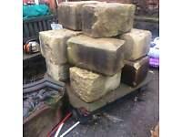 York Stone Blocks