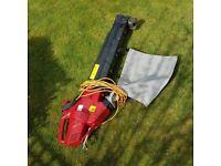 Mountfield Garden Leaf Blower/Collector
