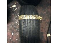 225/55/16 Goodyear brand new tyre