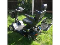SUPERGLIDE CX MOBILITY SCOOTER 6.25 mph