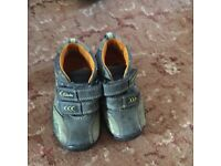 Boy shoes used
