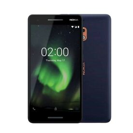 Nokia 2.1, Blue Copper, Unlocked,SD slot,Android 10,does not see the SIM card