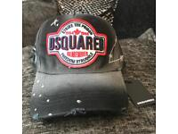 DSquared2 DS2 D Squared Cap