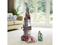 Vax V124A Dual V Upright Carpet and Upholstery Washer Cleaner * BRAND NEW*