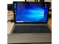"17"" HP G72 Laptop with windows 10 Home"