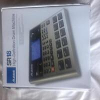NEW DRUM AND BASS alesis SR18