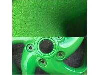 POWDERCOATING PROFESSIONAL, Wheels, Furniture - any metal!