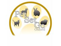 Pet Set Go Oxford Pet sitting and Dog walking