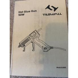 New hot glue gun