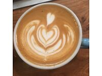 SPECIALTY COFFEE CAFE AND SOURDOUGH BAKERY IS HIRING - BARISTA w FOOD SKILLS 18K GREAT PROSPECTS