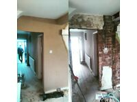 Experienced plastering service same day quote