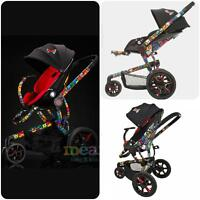 Quinny Britto Moodd Chassis Stroller