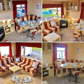Cheap Static Caravan For Sale At Sandy Bay Hol Park, 2017 Fees Included, Payment Options Available