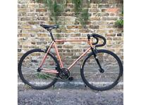 Aphelion 1962 Copper pearl(changes colour) single speed/fixed gear 56cm Large