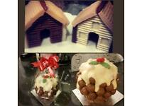 Pre-orders. Chocolate house / puddings