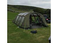 Outwell Corvette XL AIR Tent + Extras