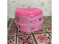 Potty-pink