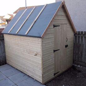Shed 6ft by 8ft