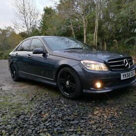 Mercedes-Benz C Class 2.1 C200 CDI Sport 4dr **VIDEO IN ADD**