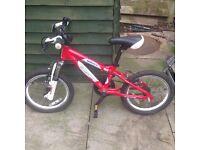Child's carrera bike