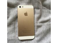 iPhone 5s - Gold...