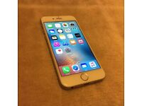 Apple iPhone 6 **UNLOCKED** (16GB) in Very Good Condition with accessories (+Warranty)