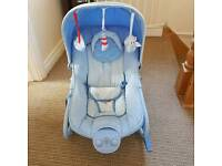 Baby rocker bouncer