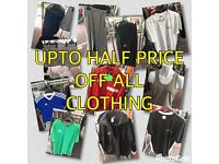 Sportswear upto 50% off at All in one sports
