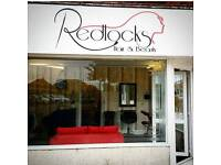 Beauty treatment room and nail desk available to rent in new salon
