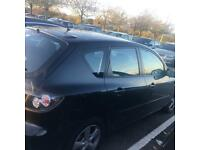 Mazda3 1.6ts petrol manual black