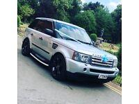 Range Rover Sport TDV6 mapped *cheap tax*