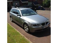 bmw 5 series estate need to go today