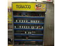 Cigarette display unit for sale