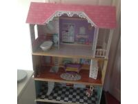 Early learning centre mansion dolls house