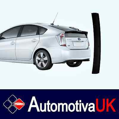 Toyota Prius Hatchback Rear Guard Bumper Protector (also Taxi) 2012-2015