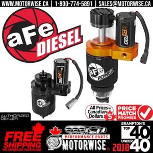 aFe Diesel Electric DFS780 Fuel Pumps | Powerstroke Cummins Duramax | Starting at $904.39 CAD each with Free Shipping