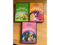 Read to me books and CD - Walt Disney