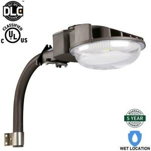 NEW 70 WATT LED YARD LIGHT DUSK TO DAWN W/ POLE KIT AS LOW AS $99.95