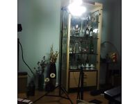 Adjustable Light Stand Tripod with super lamp holder