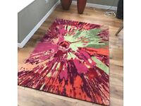 Contemporary rug from ESPRIT HOME collection