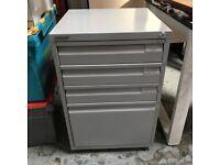 Bisley filing four drawer