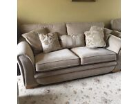 3 Piece Sovereign Suite - Sofa + Chairs - Like New