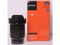 Sony FE 24-70mm F4 ZA OSS