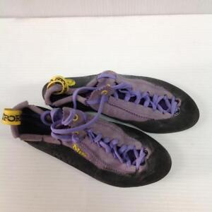 La Sportivia Climbing Shoes ( Pre-Owned 1L19KY)